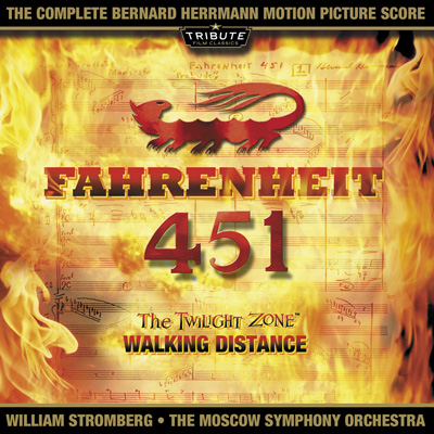 Fahrenheit 451 / The Twilight Zone: Walking Distance